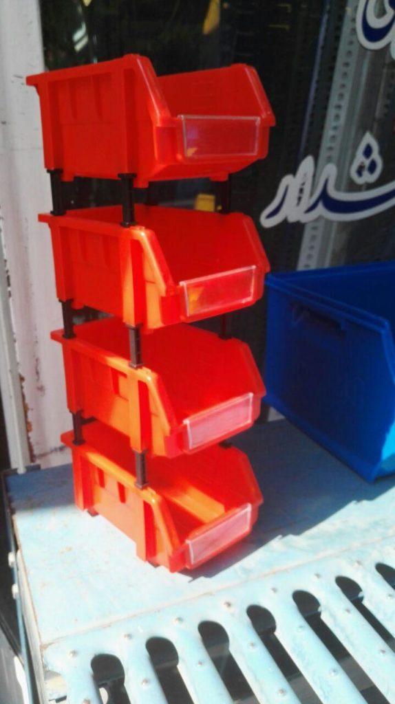 جعبه کمپرسی بهار پلاستیک B1