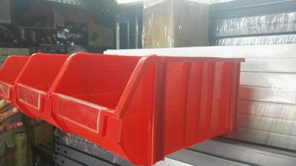جعبه کمپرسی بهار پلاستیک B2