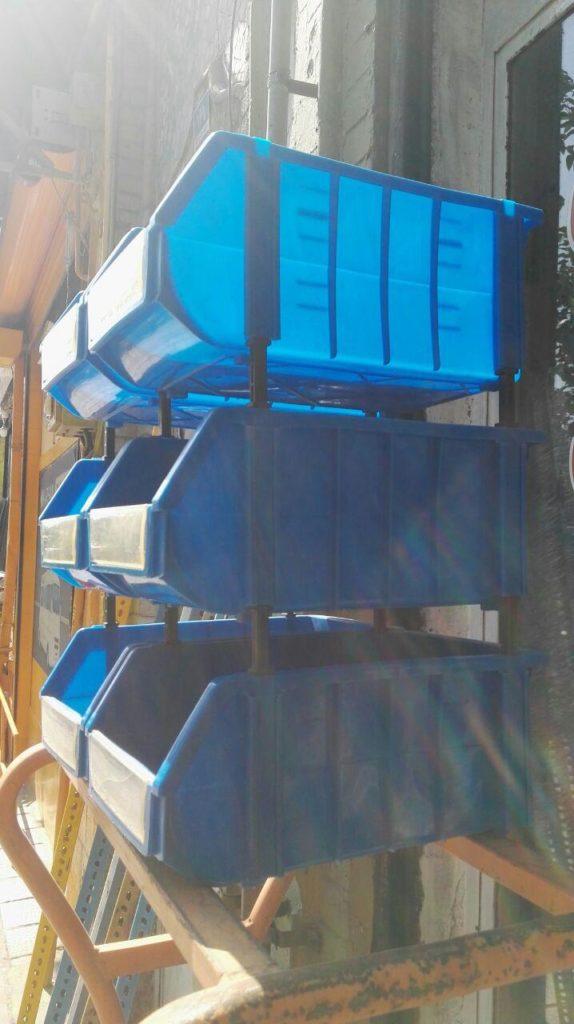 جعبه کمپرسی بهار پلاستیک B3