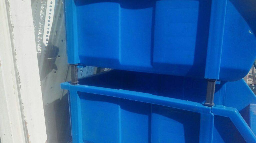 جعبه کمپرسی بهار پلاستیک B5