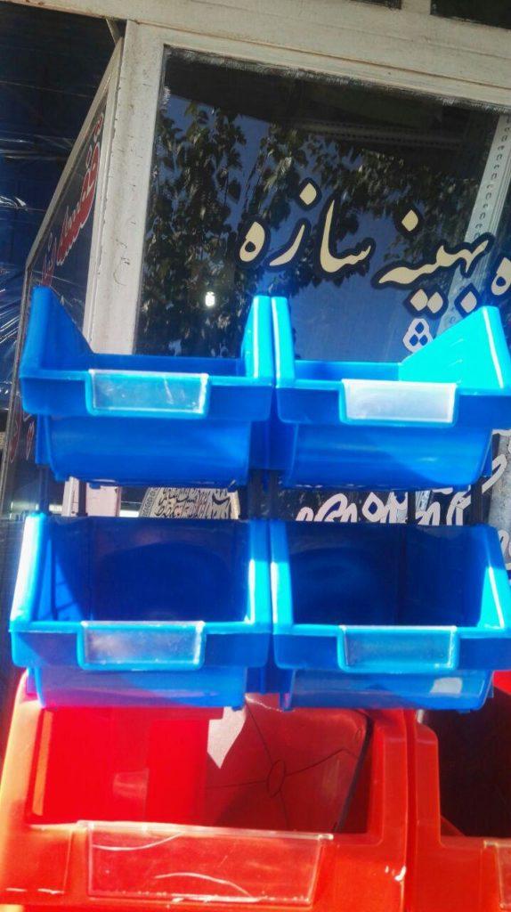 جعبه کمپرسی بهار پلاستیک B4